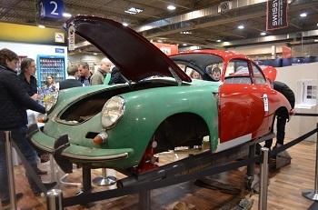 Glasurit muestra sus soluciones para coches cl sicos for Essen proveedores