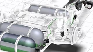 Cómo es el motor de gas natural del Passat TSI Eco Fuel