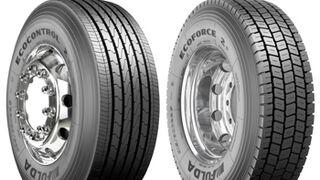 Fulda Ecocontrol 2+ y Ecoforce 2+, nuevos neumáticos para camión