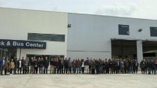 Nuevo punto de asistencia Man Truck & Bus Service en Lugo
