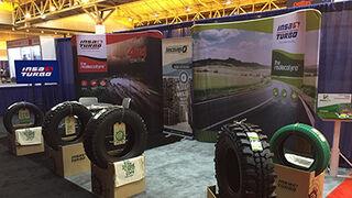 Insa Turbo presenta sus neumáticos ecológicos en Estados Unidos