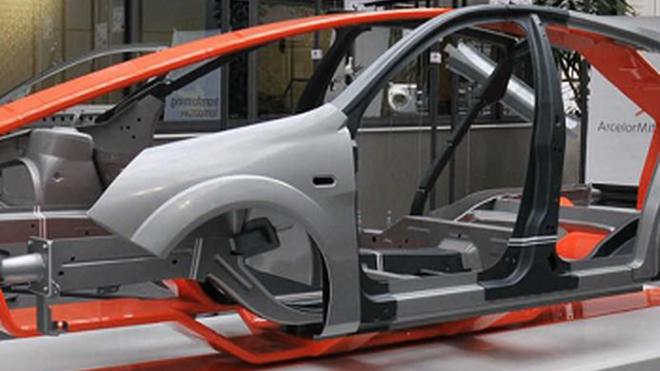 El aluminio, cada vez más presente en las carrocerías