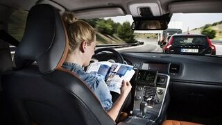 El coche autónomo obligará a reestructurar el sector asegurador