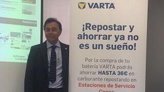 Varta regala hasta 36 € en descuentos en carburante al comprar sus baterías