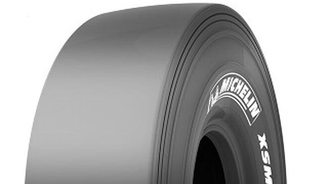 Michelin XSM D2+ LC L5S**, nuevo neumático para cargadoras subterráneas