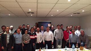 Talleres de Valencia, en los seminarios de habilidades gerenciales de Glasurit y ESIC