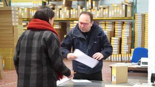 Servicio de dos entregas diarias de NRF España