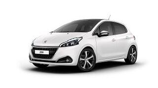 Peugeot incorpora una nueva pintura texturizada para el 208