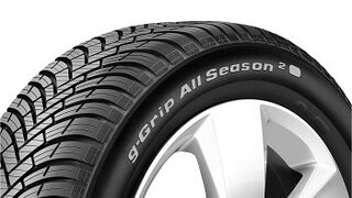 BFGoodrich g-Grip All Season 2 llega al mercado europeo