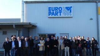 Europart muestra a su red española sus planes de expansión