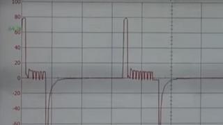 Análisis de la señal de mando de un inyector common rail