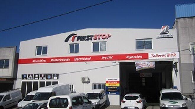First Stop añade cuatro talleres a su red y ya supera los 270
