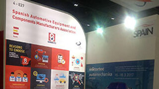 Once empresas españolas participan en Automechanika Dubai 2016