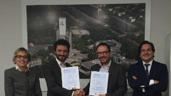 Talleres Iveco, certificados en sistema de gestión ISO 9001 y 14001