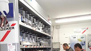 Telenauto implanta el sistema Permahyd Hi-TEC para sus reparaciones