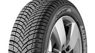 Quadraxer 2, nuevo neumático todo tiempo de Kleber