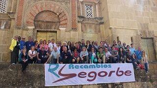 Recambios Segorbe celebra su Convención Plata 2016