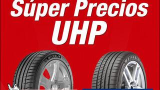 Super precios para UHP en Neumaticos Soledad