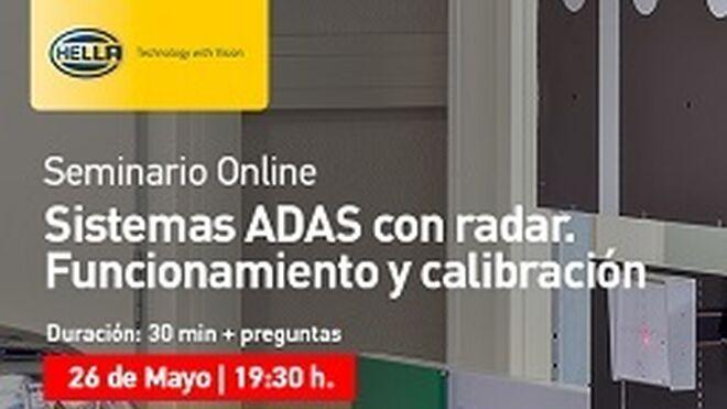 Hella imparte un nuevo seminario online sobre sistemas ADAS con radar