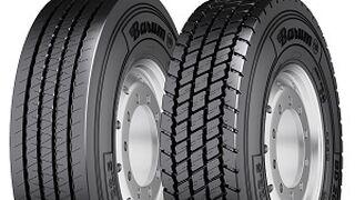 Barum añade nueva medida a sus neumáticos de camión