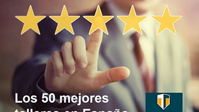 Tallerator elige sus 50 mejores talleres