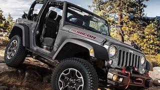 FCA llama a revisión a más de 500.000 Jeep Wrangler por fallo del airbag