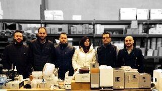 Zaphiro suma a su red Comercial Rupar en Alicante