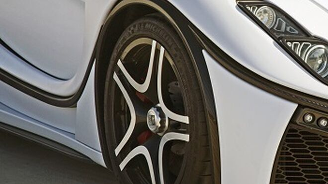 Michelin Pilot Super Sport, equipo original del nuevo GTA Spano