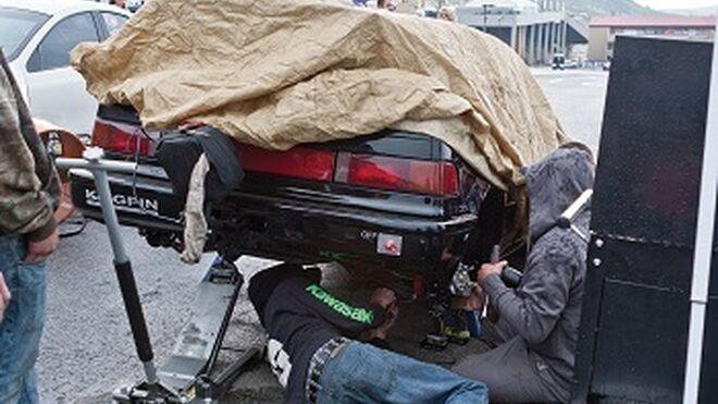Denuncian que los ilegales montan campas móviles para evitar controles