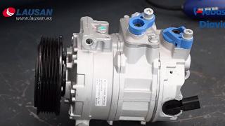 Consejos para sustituir el compresor de aire acondicionado en el taller