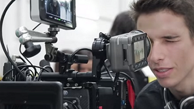 Rodi Motor Services convierte a Álex Márquez en director de cine