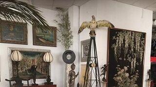 De taller a galería de arte, antigüedades y objetos insólitos