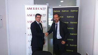 Los talleres de Asoreca tendrán condiciones preferentes en Bankia