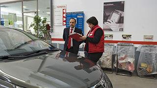 'ToyotaCare', programa de mantenimiento integral de Toyota