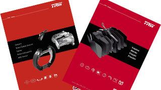 TRW publica dos nuevos catálogos de frenos para posventa