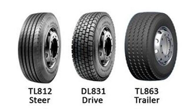 Infinity lanza nuevos neumáticos para camión y vehículo agrícola