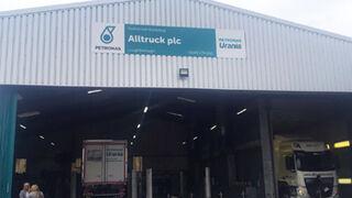 Petronas abandera una red de talleres para camión