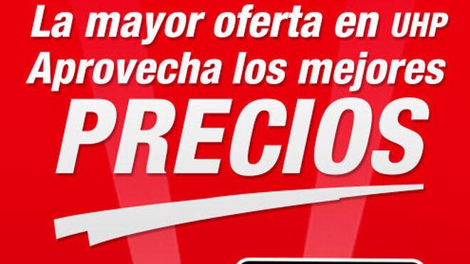 Neumáticos Soledad, los mejores precios UHP, regala 10 € en combustible por cada 8 neumáticos