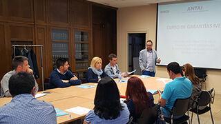 Los talleres Iveco se forman en eficiencia de los procesos de administración de las garantías