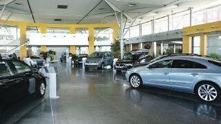 Bajo impacto del PIVE 8 en las ventas de coches