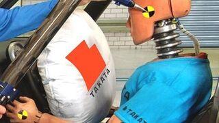 Nueve marcas afectadas por los airbags Takata defectuosos