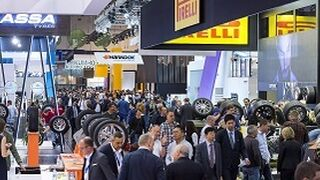 Casi 20.000 profesionales visitaron Reifen 2016 en Essen