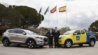 El Race prestará asistencia a los nuevos vehículos de Hyundai