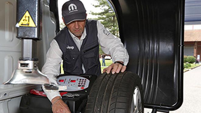 Mopar ofrece descuentos del 25% en frenos y neumáticos y lavado gratuito