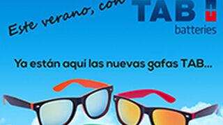 TAB Spain regala gafas de sol con sus baterías