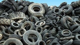 Proliferan los vertederos de neumáticos en Lugo por los piratas