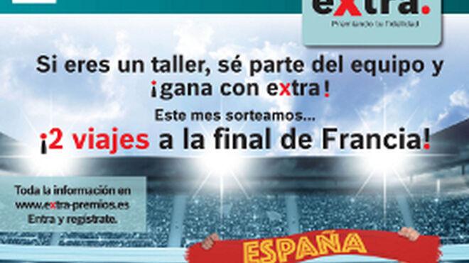 Campaña de Bosch por la Eurocopa para talleres, distribuidores y usuarios