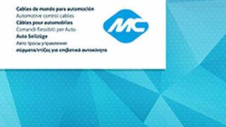 Metalcaucho presenta más de 5.000 referencias de recambios de cables para automóvil