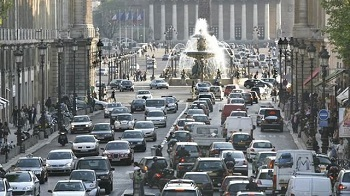 Alrededor del 10% de automóviles tendrán prohibida la circulación.