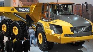 OTR TL-4A, el neumático de Goodyear para el mayor camión de Volvo